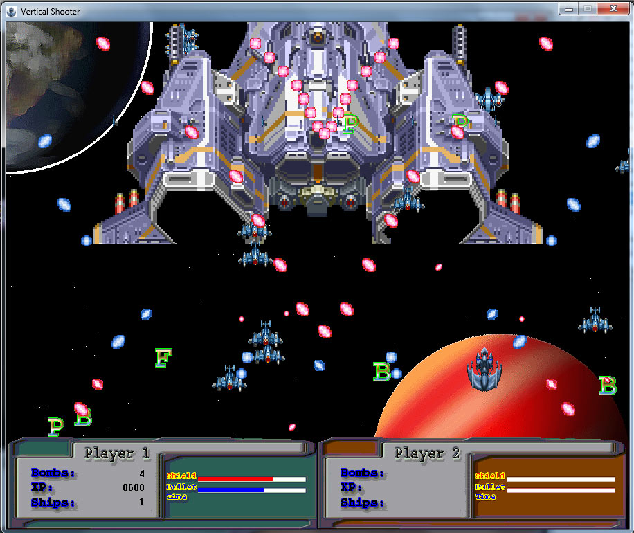 Space Shooter Ship Own Space Ship And Take on